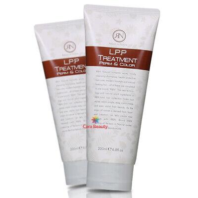 RN LPP Hair treatment 200ml (6.8 oz) for damaged hair by perm and color