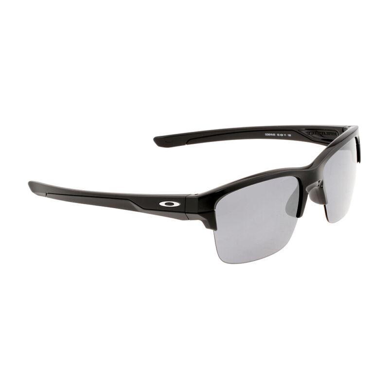 Oakley Thinklink Plastic Frame Black Iridium Lens Men