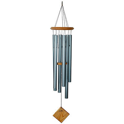 Woodstock Large Wind Chime Verdigris Chimes of Earth Chime