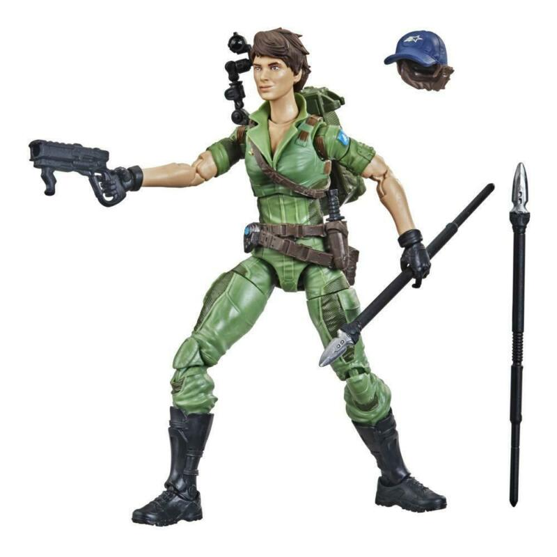 G.I. Joe Classified Series Series Lady Jaye Action Figure 25 Collectible Toy,