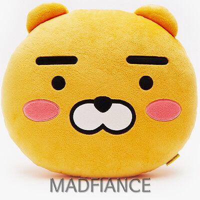 KAKAO FRIENDS Character SHY face cushion RYAN plush doll