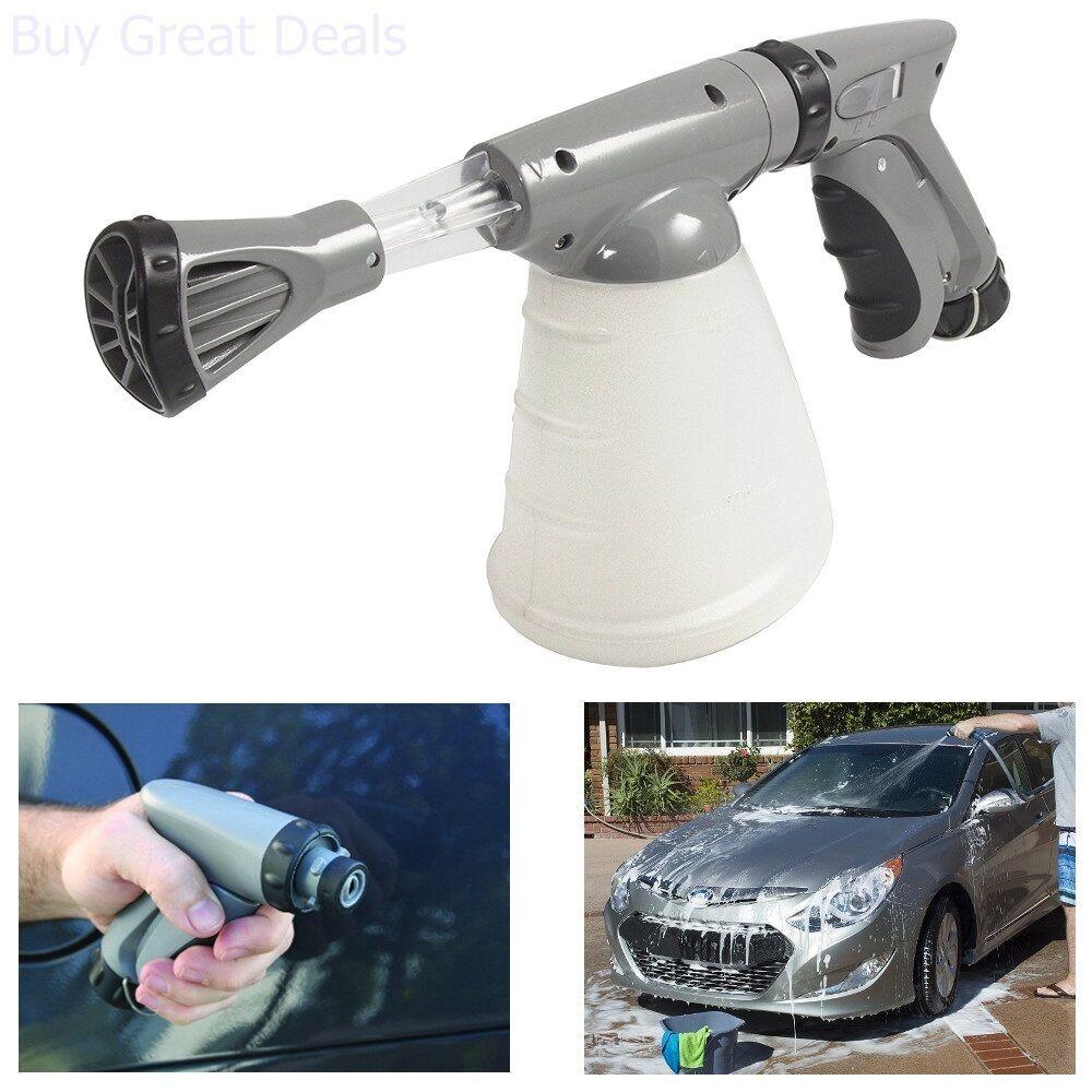 Foam Spray Car Wash >> Details About Carrand Suds N Spray Foaming Wash System Foam Gun Car Wash New