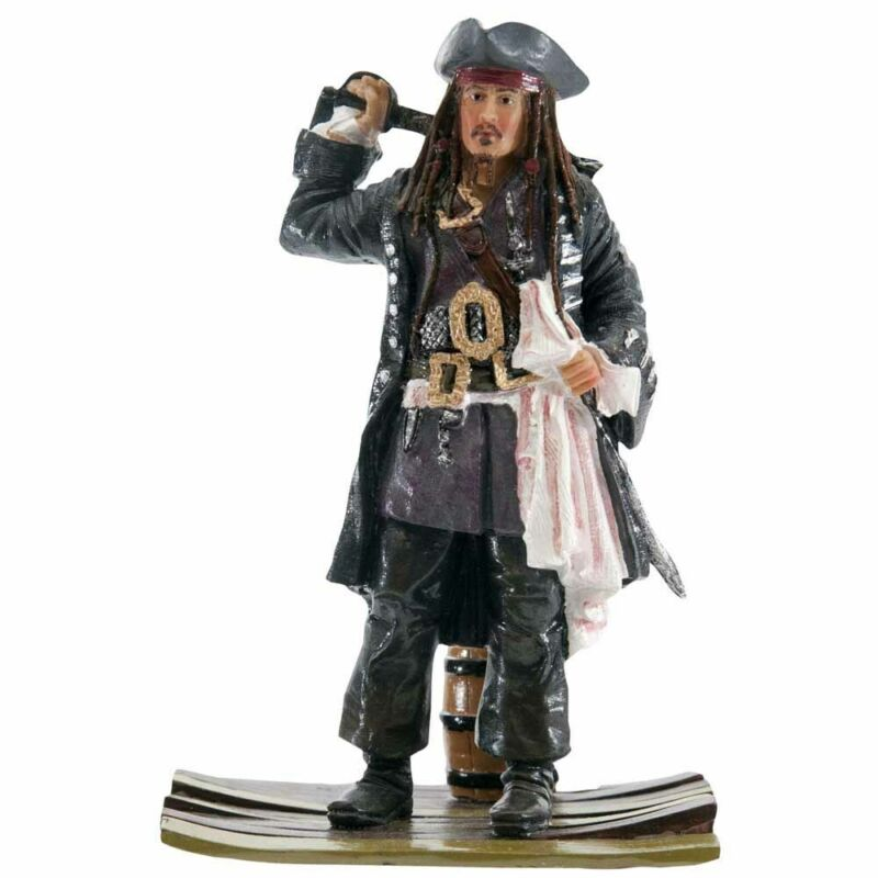PIRATES OF THE CARRIBEAN JACK SPARROW MED ORNAMENT