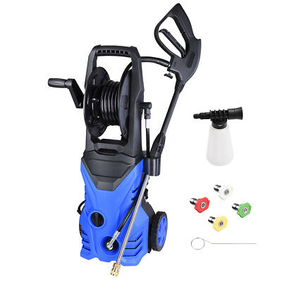 2030PSI 1.8GPM Electric Power Pressure Washer 4 Nozzles Dete