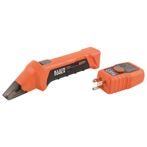 Klein Tools ET310 Digital Circuit Breaker Finder with GFCI Outlet Tester