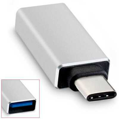 USB 3.1 to USB Type C OTG Adapter for Samsung Galaxy S10/S9/S8/Plus...