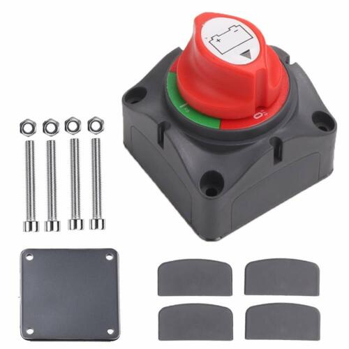 275A 48V Car Truck Boat Camper Battery Isolator Disconnect Power Kill Switch