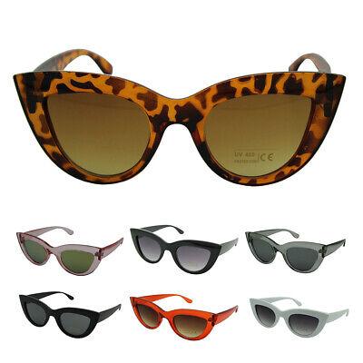 New Fashion Trendy Women Cat Eye Sunglasses Designer Retro Vintage Eye wear