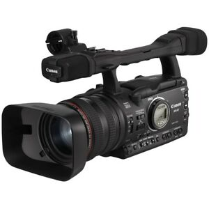 Professional Canon HD camcorder XHA1 HD