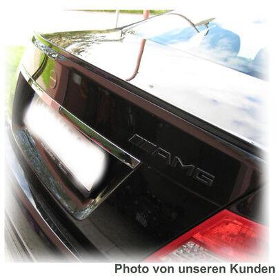 Mercedes Benz CLK CABRIOLET A209 LIPPE Obsidianschwarz 197 karosserie apron heck