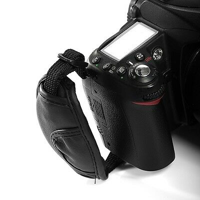 Canon Hand Strap - PULeather Wrist Strap Camera Hand Grip for Canon EOS Nikon Sony Olympus SLR DSLR