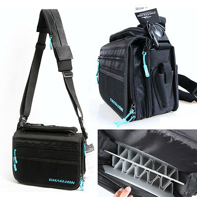 Challion Egi Bag Case Squid Jig Waist Pouch Shoulder Bags Rack Plier Holder