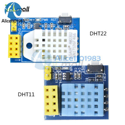 Dht11 Dht22 Am2302 Esp8266 Esp-0101s Temperature Humidity Wifi Sensor Module