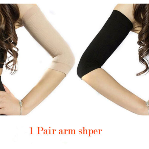 dd72f6a6d4 Women Arm Shaper Slimming Arm Fat Buster Off Cellulite Slimming Wrap Belt  Band