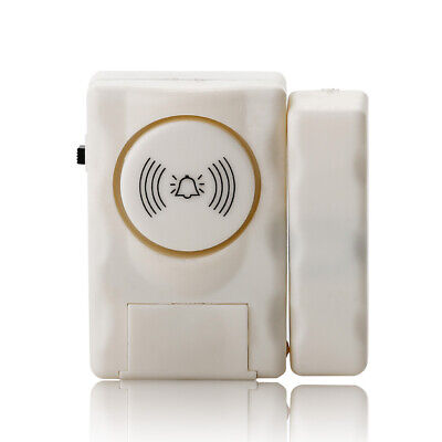 Wireless Magnetic Sensor Tür Fenster Home Security Entry Alarmanlage MC06-1