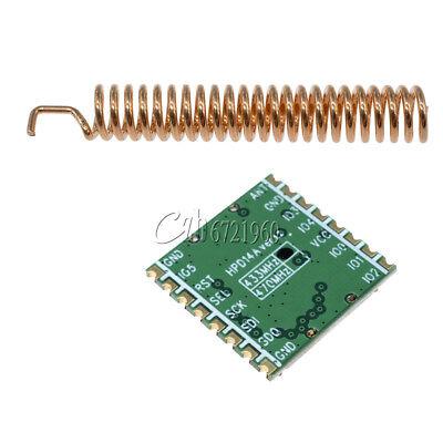 433mhz Lora Sx1278 Long Range Rf Wireless Module Drf1278f For Arduino New