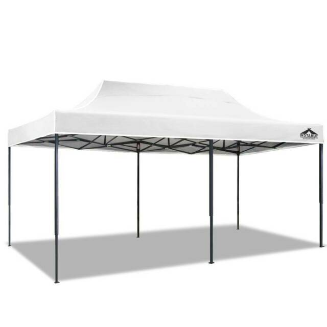 Instahut 3x6m Gazebo Outdoor Pop Up Tent Folding Marquee