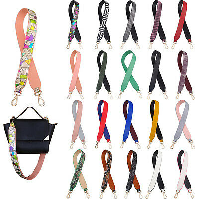Replacement Shoulder DIY Bag Strap Cross Body Detachable Handbag Accessories New