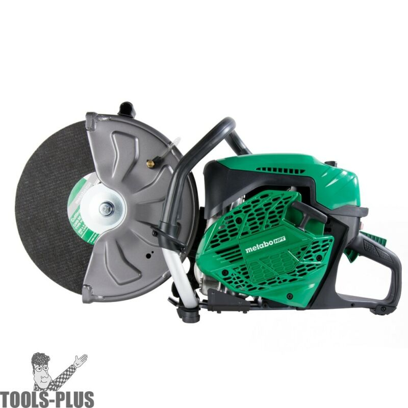 "Metabo-HPT CM75EBPM 14"" 75cc 2-Cycle Gas Powered Cut-Off Saw New"