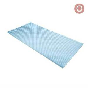 Gel Infused Egg Crate Mattress Topper  - Queen Brisbane City Brisbane North West Preview