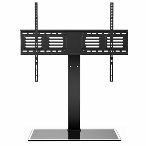 Buy Fitueyes Universal Tv Stand With Swivel Mount Height Adjustable