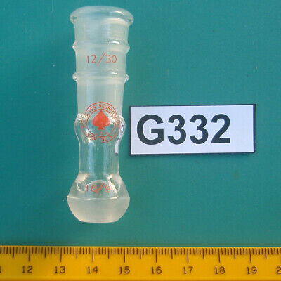 G332 Ace Distillation Adapter Straight Spherical 189 F1230 910