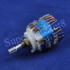 2P-23-Step-DALE-Attenuator-Volume-Pot-Stereo-50K-Y