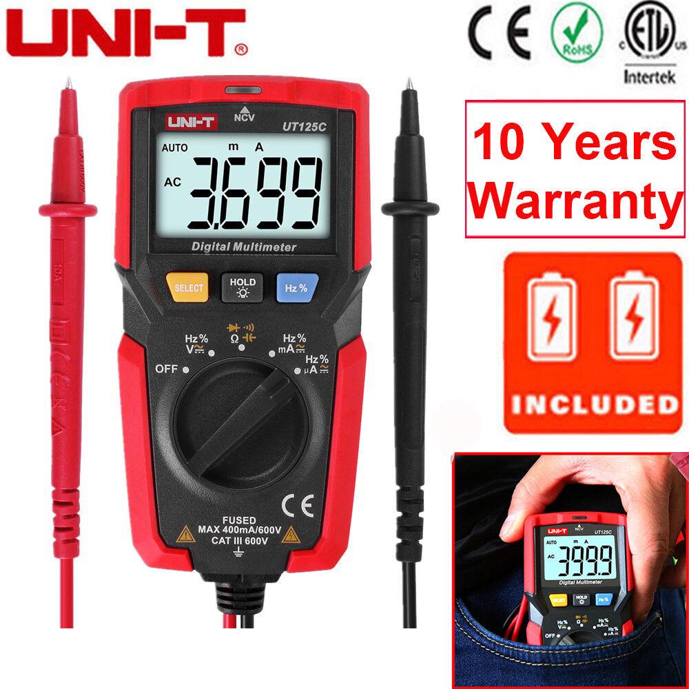 UT58C Original New UNI-T General Digital Multimeter AC//DC