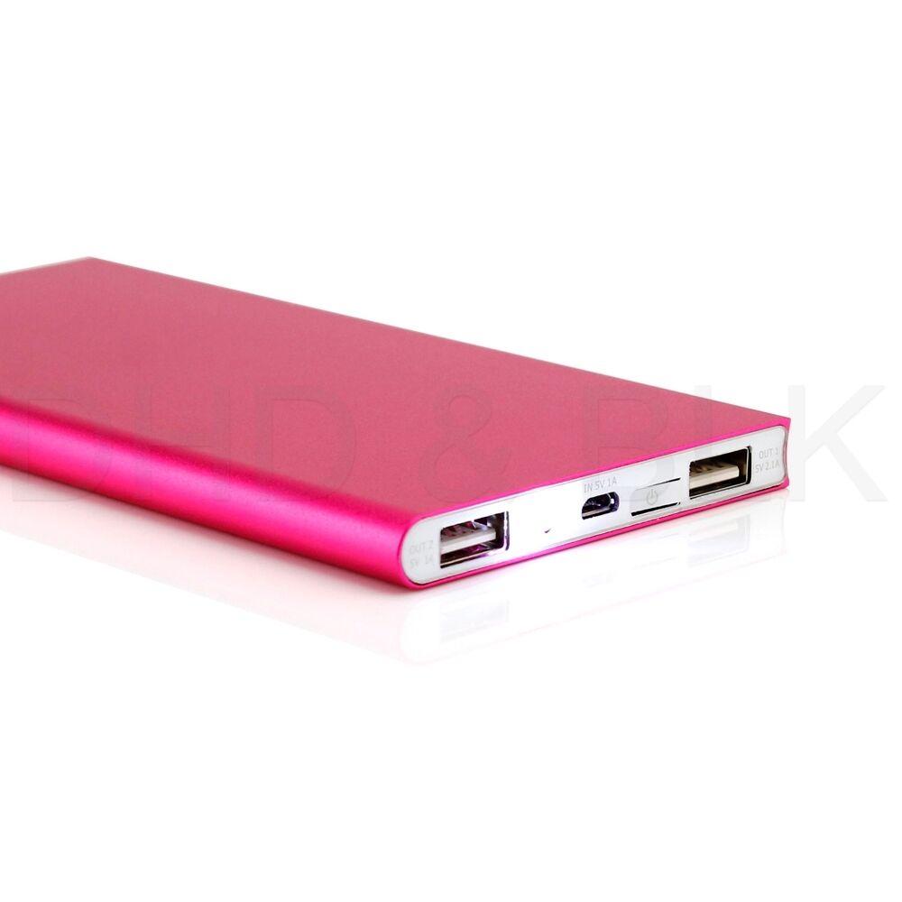 20,000 mAh Ultra Thin Portable Charger 6