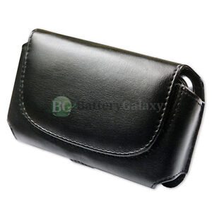 NEW Leather Pouch Cell Phone Belt Clip Case for Nokia 6350 2705 Shade 400+SOLD