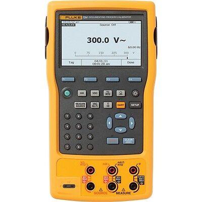 Fluke 754 Handheld Multi-function Process Calibrators With Hart Calibration