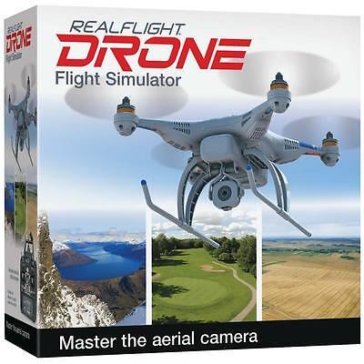 NEW Great Planes RealFlight Drone w/InterLink Elite GPMZ4800