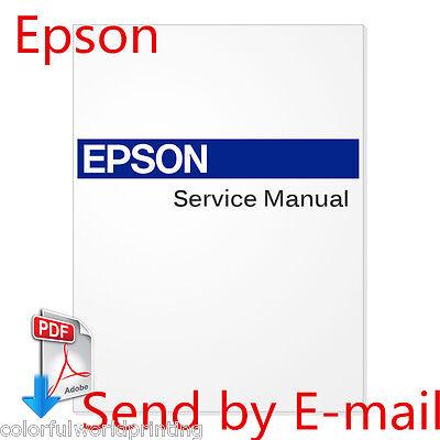 Epson Stylus Pro 10000 10000cf 10600 Large Format Printers Pdf Service Manual