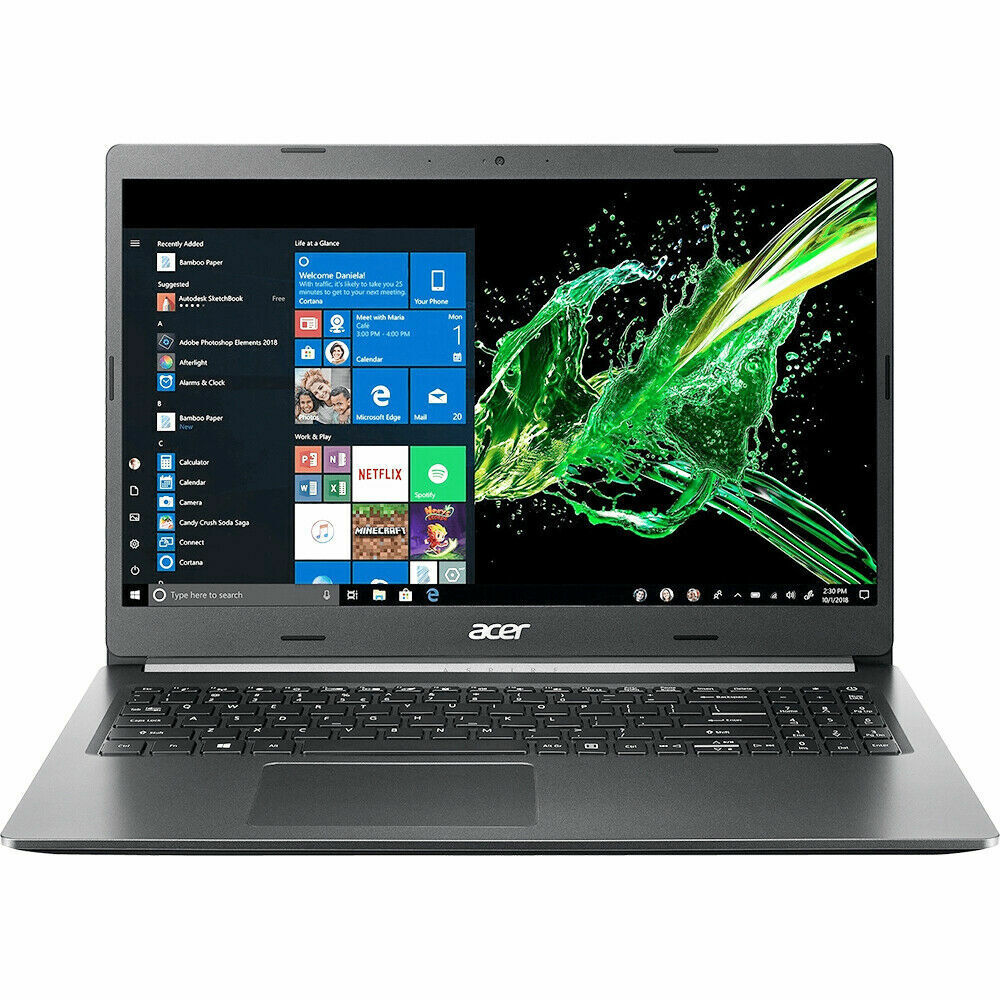 "Acer Aspire 5 15.6"" Laptop Core i5-8265U 8GB DDR4 512GB SSD"