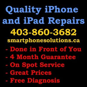 Fast, Affordable iPhone and iPad Repair