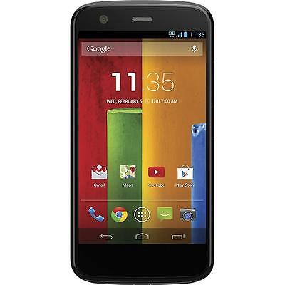 New Motorola Moto G XT1028 8GB Verizon Prepaid & Page Plus ONLY - NO Contract