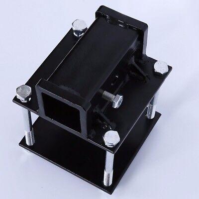 RV Bumper Receiver Adapter 2