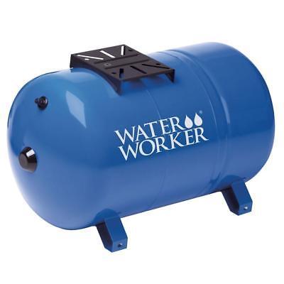 WATER WORKER 20 Gal Horizontal Well Water Tank Pressure Outdoor Stainless Steel