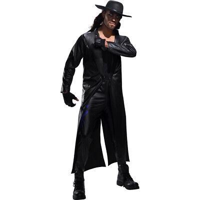 Mens WWE Deluxe The Undertaker Adult Halloween