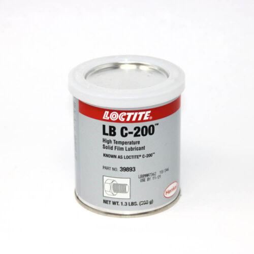 HENKEL LOCTITE LB C-200 1.3 LB HIGH TEMPERATURE SOLID FILM LUBRICANT 39893