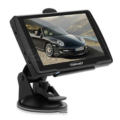"""Car 5"""" Touch Screen GPS Navigation FM 128MB RAM 4GB with Europe Map"""