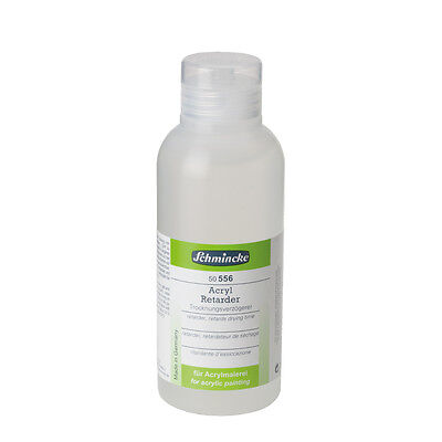 Schmincke Acryl Retarder, Trocknungsverzögerer, 60 ml, Acrylfarben, 50556