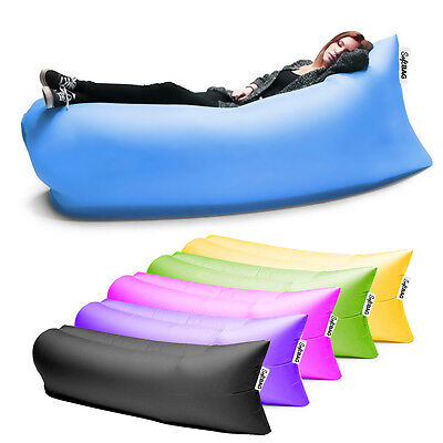 SoftBAG Sacco gonfiabile materasso materassino aria spiaggia campeggio