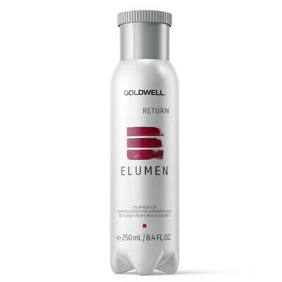 Goldwell ELUMEN RETURN Farb-Entferner 250ml Haarfarb-Entferner für Elumenfarbe