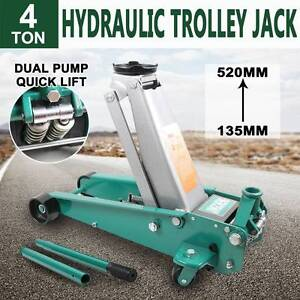 4 Ton Hydraulic Trolley Car Floor Jack Dandenong South Greater Dandenong Preview