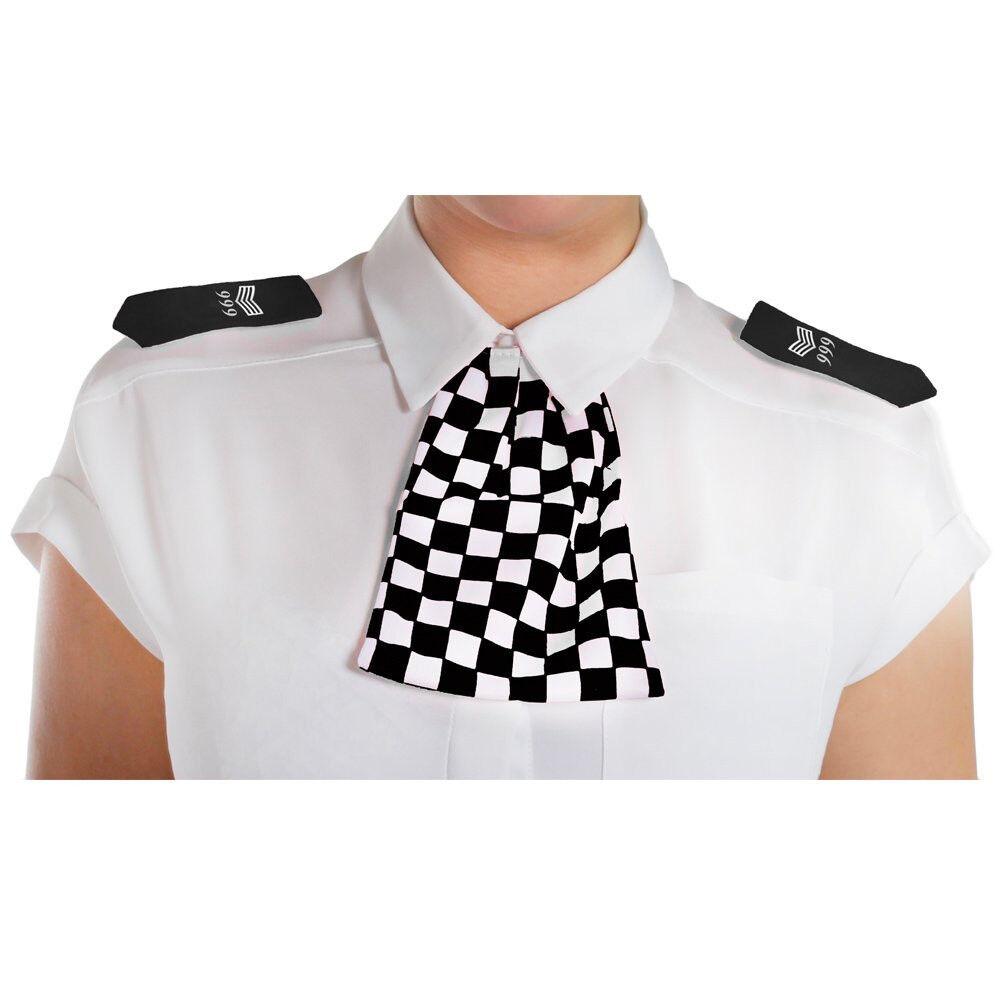 POLIZIA INVESTIGATIVA femminile POLIZIOTTO scegliere pezzi Donna Set Costume Polizia KIT LOTTO