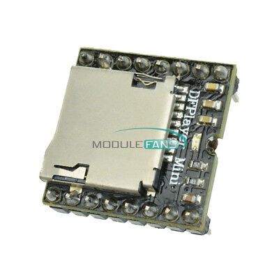 Tf Card U Disk Mini Mp3 Player Decoder Audio Voice Module For Arduino Dfplayer