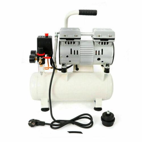 15L Flüster Kompressor Ölfrei Luftkompressor 980W 30L Behälter Silent Schweißen