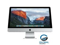 Apple iMac **Slim iMac** 27 inch i5 Quadcore 3.4 Ghz 8gb Ram 1TB HD Logic9 Adobe FinalCutProX