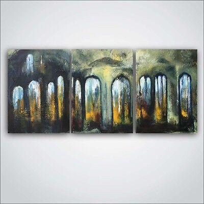 ☀☀☀ OXYART ☀☀☀ ACRYL GEMÄLDE MODERN ABSTRAKT ORIGINAL BILD UNIKAT LEINWAND ART